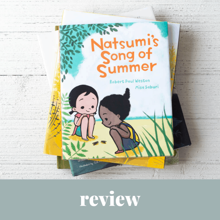 Natsumi's Song of Summer | Book Review