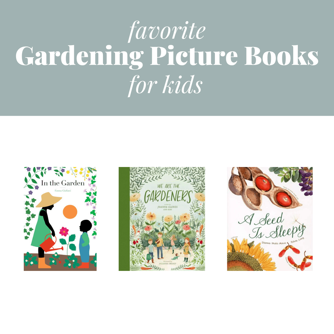 Favorite Gardening Picture Books for Kids | Booklist