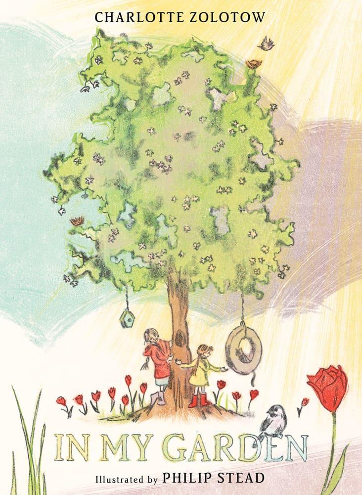 In My Garden book cover.