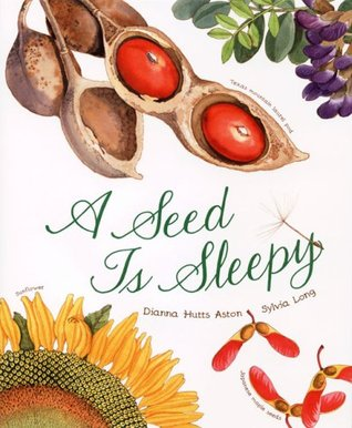 A Seed is Sleepy book cover.