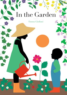 In the Garden book cover -- a favorite gardening picture book for kids.