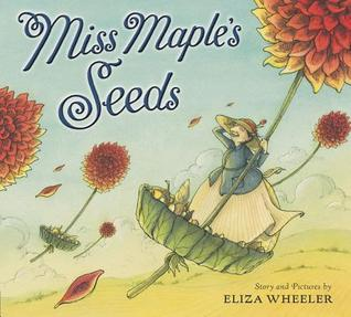 Miss Maple's Seeds book cover.