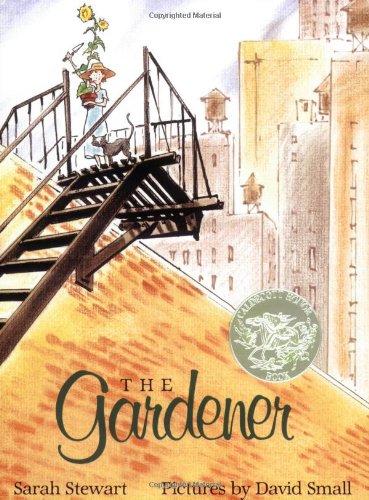 The Gardener book cover.