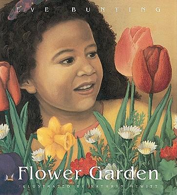 Flower Garden book cover.