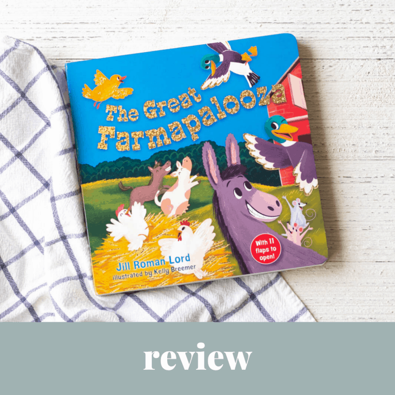 The Great Farmapalooza | Board Book Review
