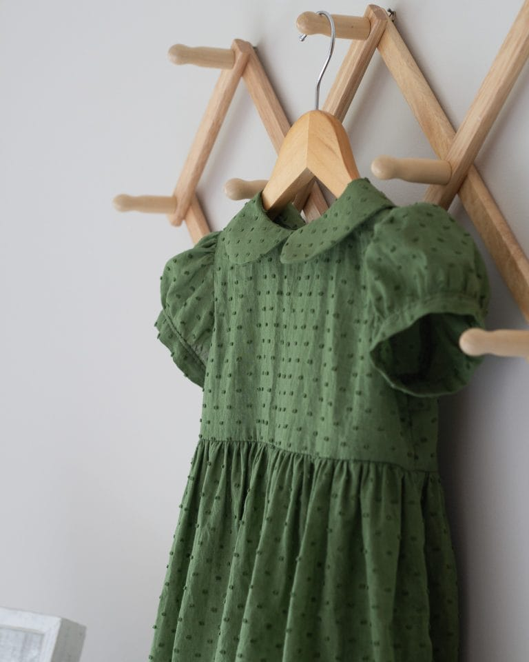 Simplicity 8538 | Or, The One  Where I Sew a Toddler Dress That Actually Works Out