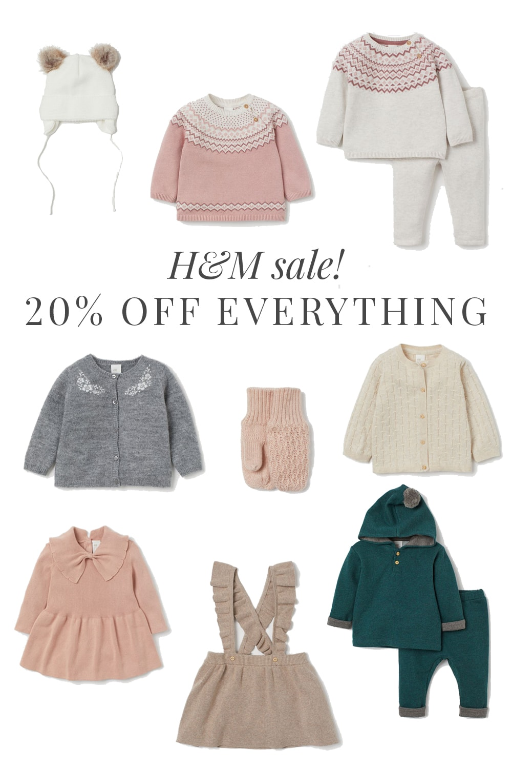 Favorite Toddler Girl Outfits from H&M