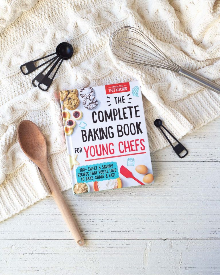 Favorite Baking Books for Kids…Filled with Delicious Kid-Friendly Baking Recipes!