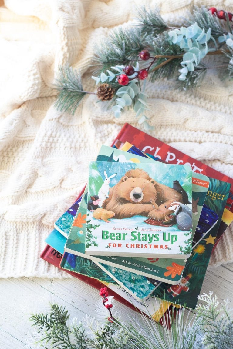 My Ultimate List of Christmas Books for Kids and Babies!