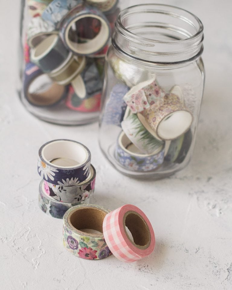 What Is Washi Tape? Plus, the Best Ways to Use It!