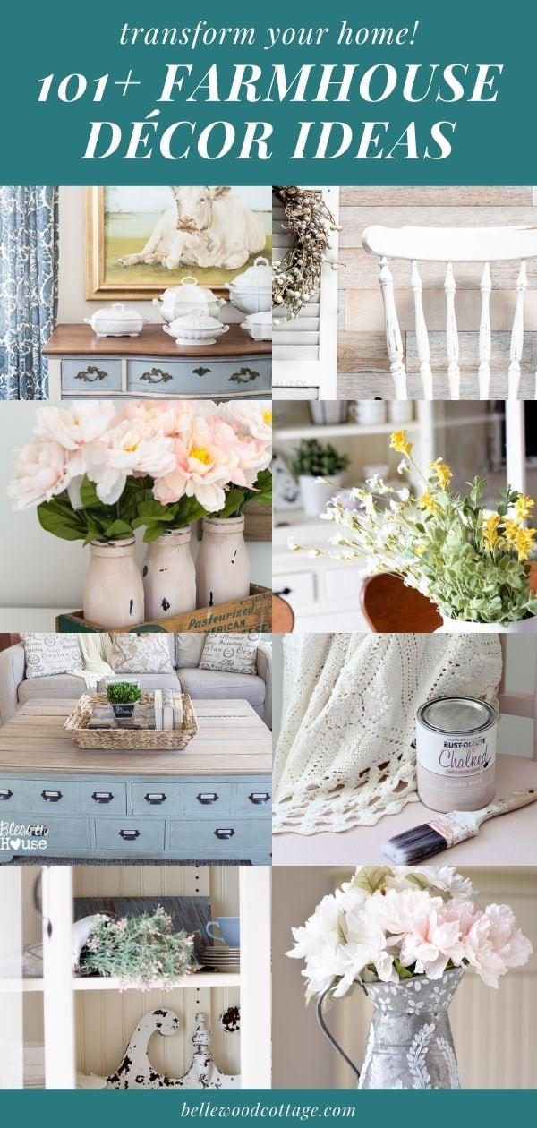 101+ Farmhouse Décor Ideas for Your Home