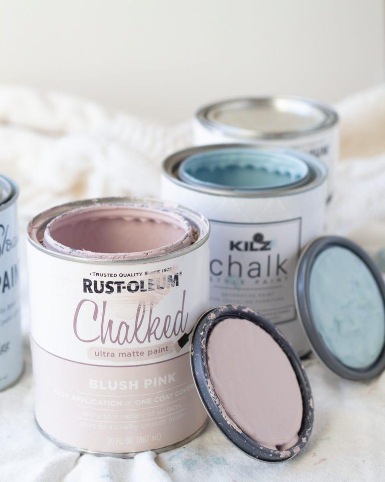 Chalk Paint Versus Regular Paint…Why I Still Use Chalk Paint