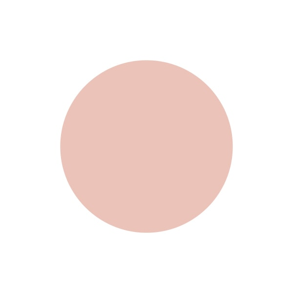 A paint swatch of Magnolia Cabbage Rose.